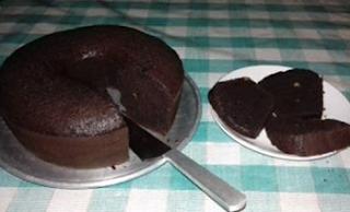 Resep Bolu Panggang Coklat Susu
