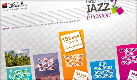 point jazz société générale