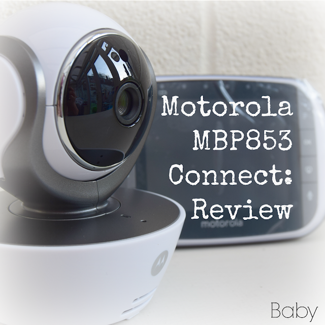 wafflemama motorola mbp853 connect video baby monitor review. Black Bedroom Furniture Sets. Home Design Ideas