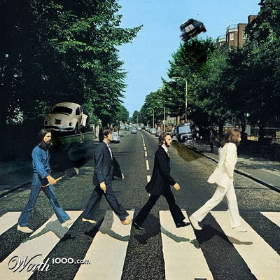 soul and sound progressive abbey road album cover parodies. Black Bedroom Furniture Sets. Home Design Ideas
