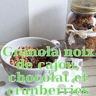 http://danslacuisinedhilary.blogspot.fr/2016/02/granola-maison-noix-de-cajou-chocolat-cranberries.html