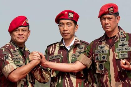 Benarkah Jenderal Gatot Akan Dijadikan Cawapres Jokowi pada Pilpres 2019?