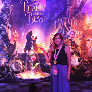 Beauty and the Beast movie and product preview