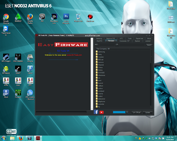 R3 Tool V4 - Easy-Firmware Team