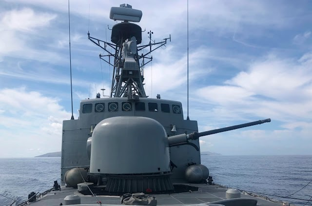 Σε ετοιμότητα το ΠΝ: Αυξάνει το επίπεδο επιφυλακής–«Συνωστισμός» πολεμικών πλοίων
