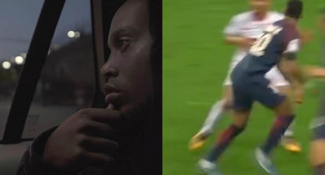 watch nike play free ronaldinho s message to football ft neymar