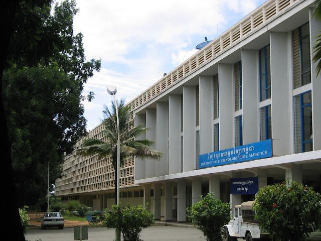 L'Institut de Technologie du Cambodge (ITC)