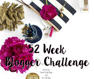 blogger challenge writing challenge