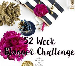 blogger challenge writing challenge