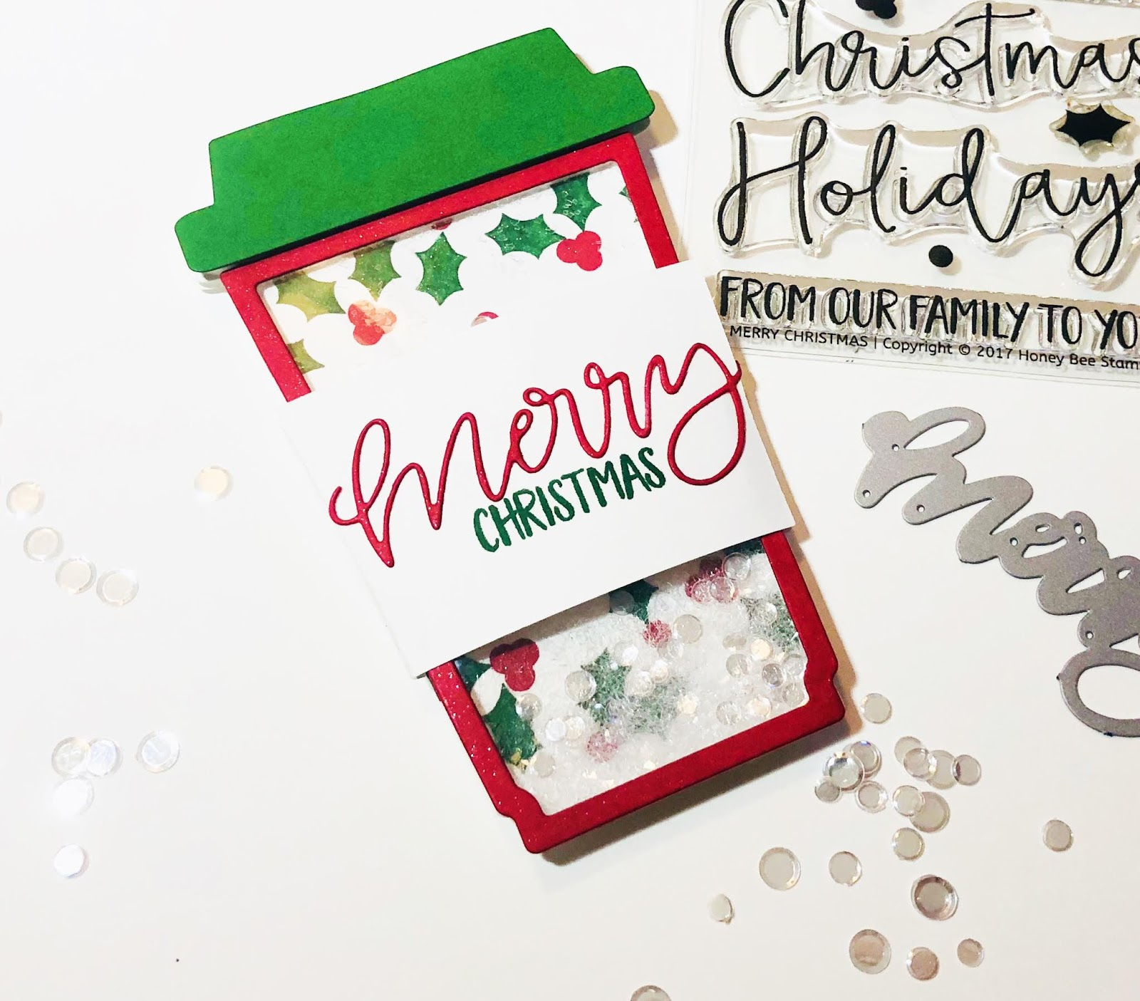 Happy Papercrafts!: Get Cracking On Christmas Blog Hop