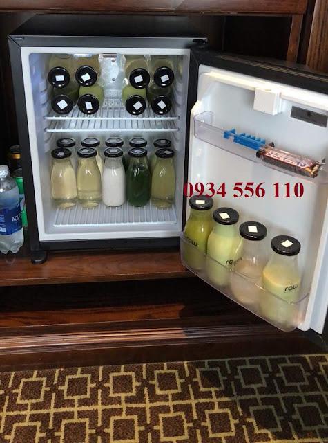 Tủ lạnh mini dùng trong khách sạn