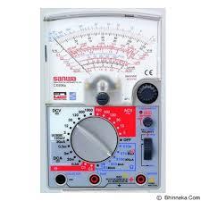 JualSanwa Multimeter Cx506a Harga Murah