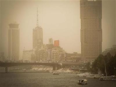 محمود شاهين, الأرصاد الجوية, الكويت, مصر, حالة الطقس,