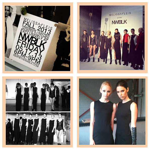 Cast Images Models - Melissa Fleis - Project Runway - NWBLK