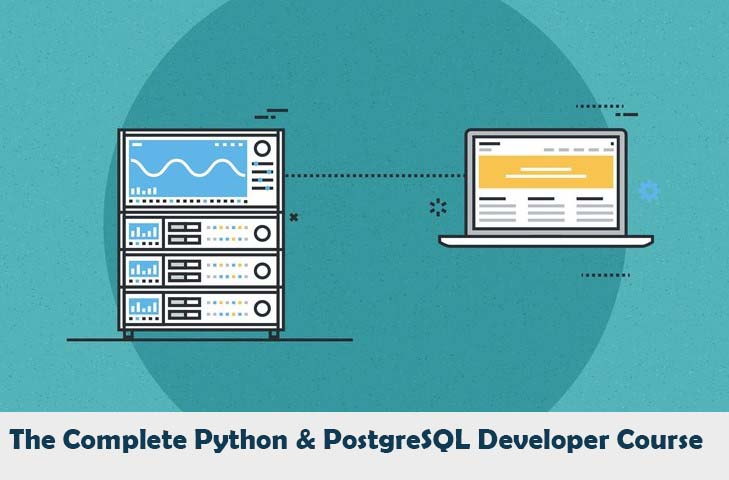 Download The Complete Python & PostgreSQL Developer Course-udemy