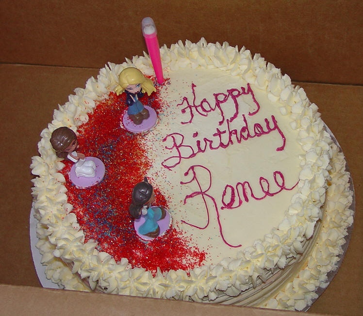 TransGriot: It's Renee's Birthday!