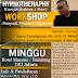 Pelatihan Hipnoterapi Dan Hipnotis tanggal 30 September 2018