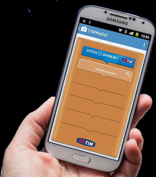 Smartphone compatibili con TIM Wallet