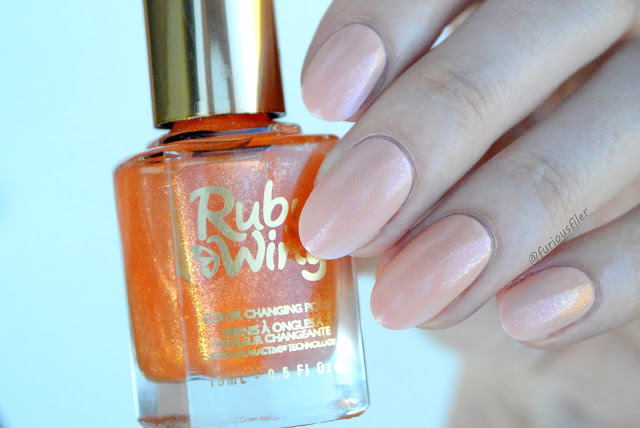 ruby wing hello sailor solar colour changing polish