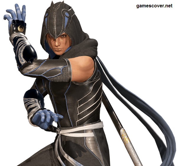 Dead or Alive 6 Character (Hayate)