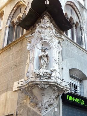gênes genova vieille ville
