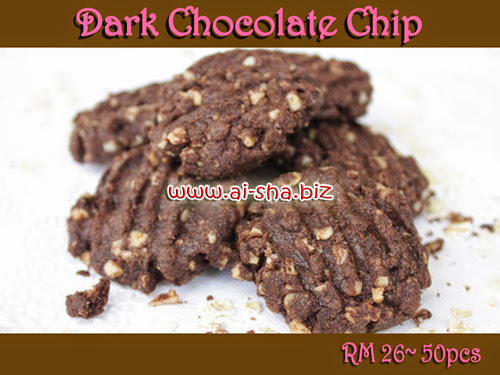 DARK CHOCOLATE CHIP