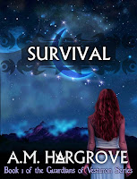 Survival, Book 1 of The Guardians of Vesturon (Volume 1) by A. M. Hargrove