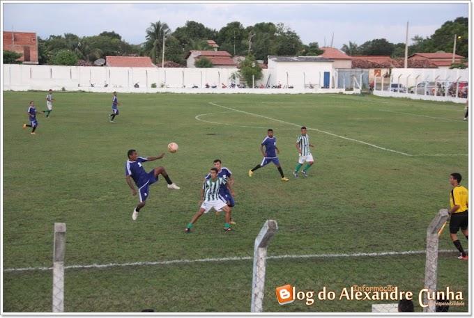 Futebol: Com apoio de Levi Pontes Boa Vontade e Chapadinhense disputam final da taça cidade, amanhã dia 29