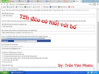 TUT UNLOCK CHECKPOINT 72H 5S-BY- Trần Văn Phước Blog