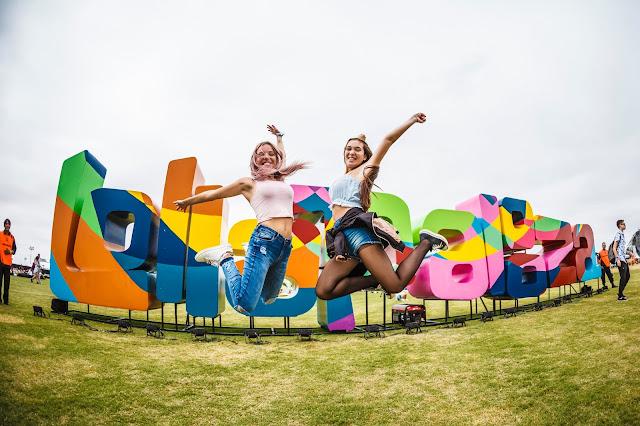 El arte se potencia en Lollapalooza, el festival más grande de la Argentina