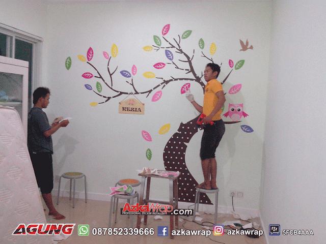 jasa pasang wallpaper dinding