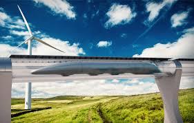 hyperloop kendaraan super cepat yang akan segera di realisasikan