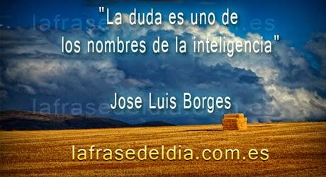 Mensaje de Jose Luis Borges