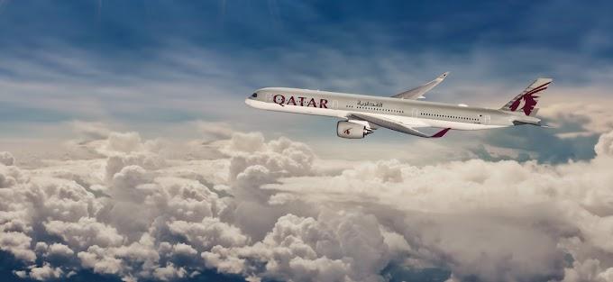 Qatar Airways beri 100,000 tiket percuma buat petugas barisan hadapan