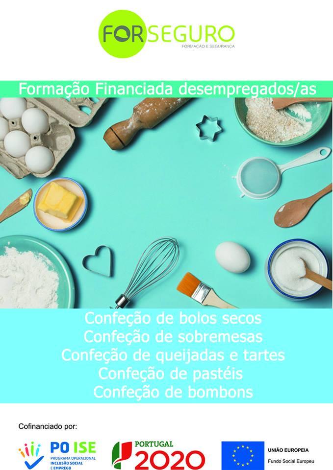 Cursos financiados em Aveiro – 2019