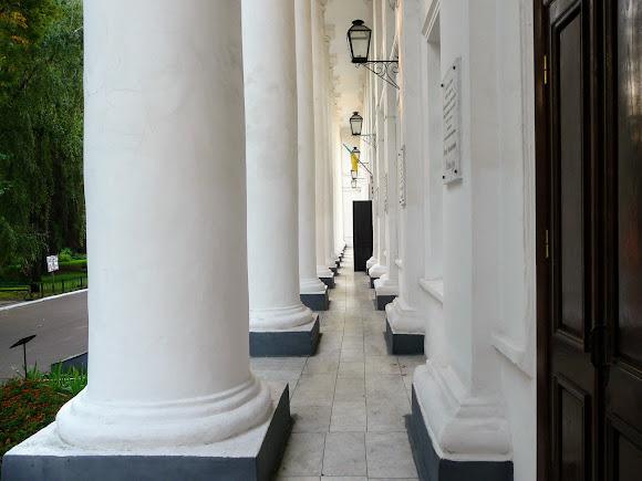 Нежин. Университет. 12 колонн
