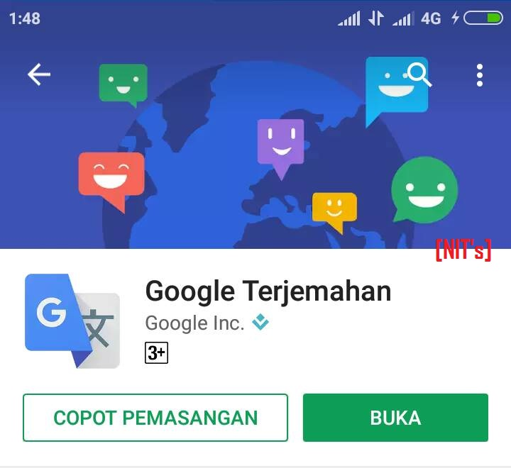 Mts amin darussalam aplikasi android google terjemahan review aplikasi android google terjemahan review stopboris Image collections