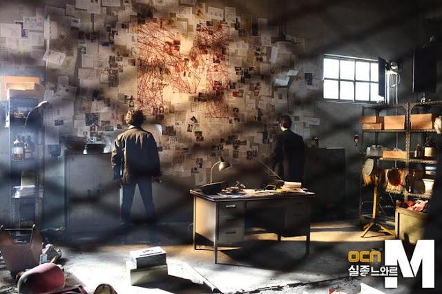 Missing Noir M Drama Review Korean Crime Mystery