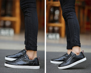 Sepatu Korea Pria Murah Keren dan Beken Terbaru Agustus 2016