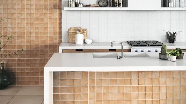 Tiles decoration ideas of ALFAR series