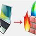 قطع الانترنت عن البرامج المثبتة على جهازك