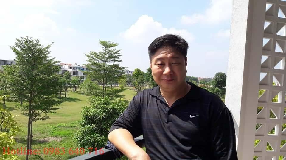 Người Hàn Quốc mua nhà tại  dự án Nam 32