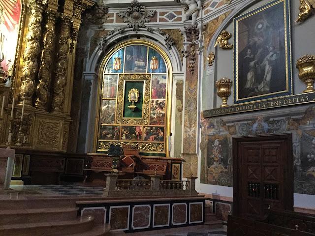 Iglesia de San Nicolás, la Capilla Sixtina del barroco valenciano ...