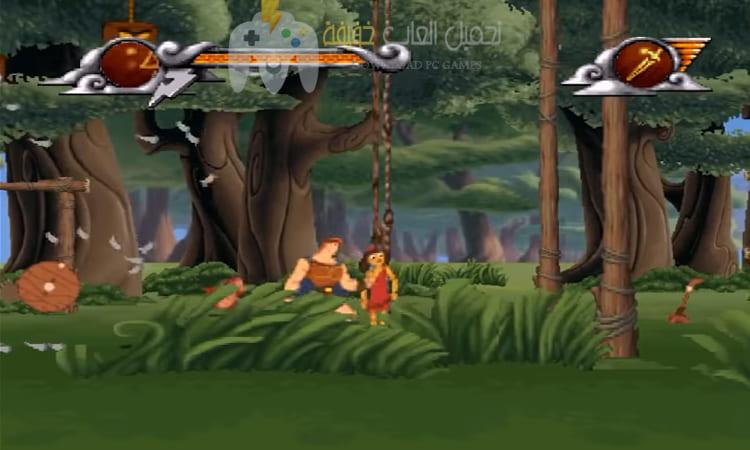 تحميل لعبة هركليز Hercules القديمة للكمبيوتر