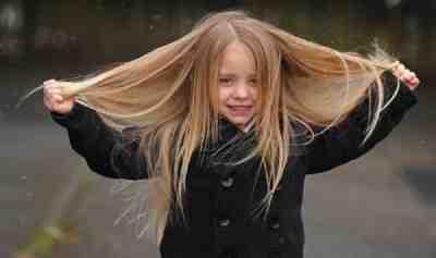 خلطة مجربة لتطويل الشعر