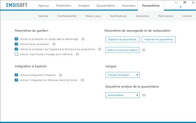 تحميل برنامج الحماية Emsisoft Anti-Malware