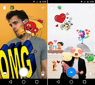 Free download official Free Sticker for Messenger Android .APK Full