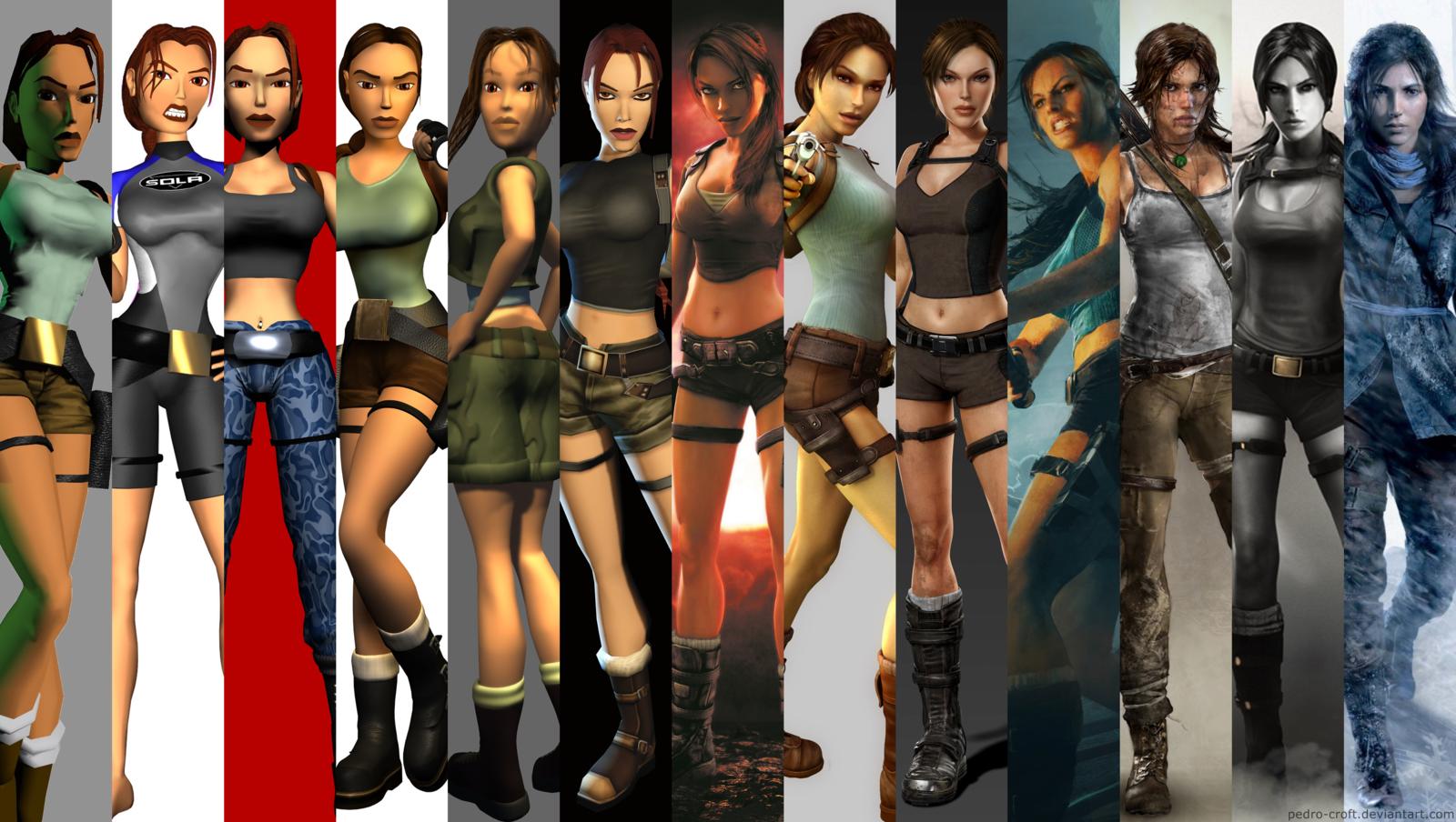 Lara Croft Tomb Raider And Queer Icon Part 1