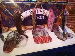 arşipel balıkçısı fiyat arşipel balık lokantası