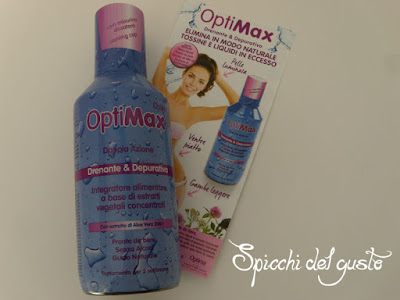 OptiMax drenante depurativo
